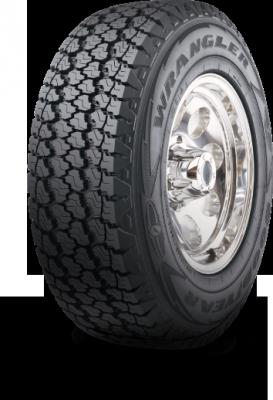 Wrangler SilentArmor Tires